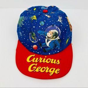 Vintage Curios George Baseball Hat